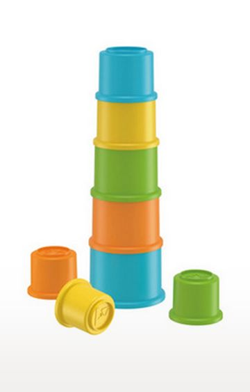 Mothercare | Fisher Price Brb Ecl Stacking Cups