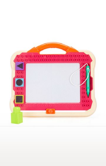 Mothercare | Comdaq Small Doodle Board Blocks - Pink