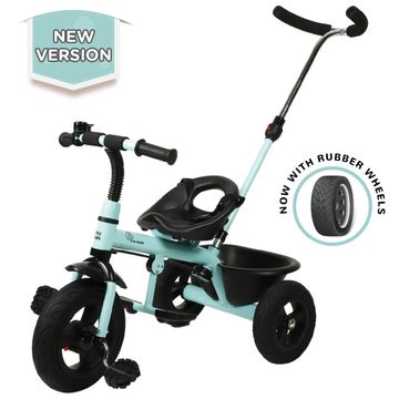 Mothercare | R For Rabbit Tiny Toes Grand Baby Tricycles Blue
