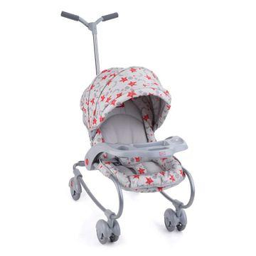 Mothercare | Nuluv Baby Stroller Cum Rocker - Grey