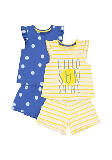 Mothercare | Mothercare Pointelle Vests- 5 Pack