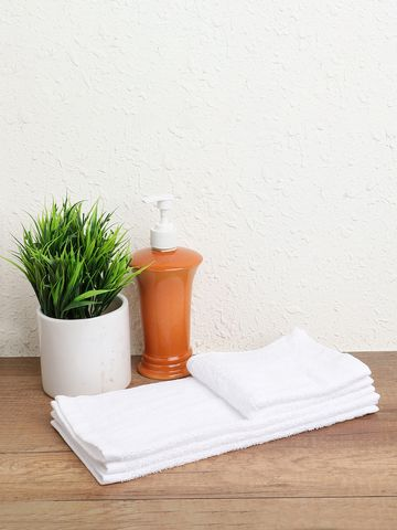 OCTAVE | Hand Towel WHITE