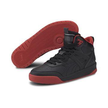 Puma | Puma Puma Backcourt Mid Puma Black-Puma Black Lifestyle Shoe