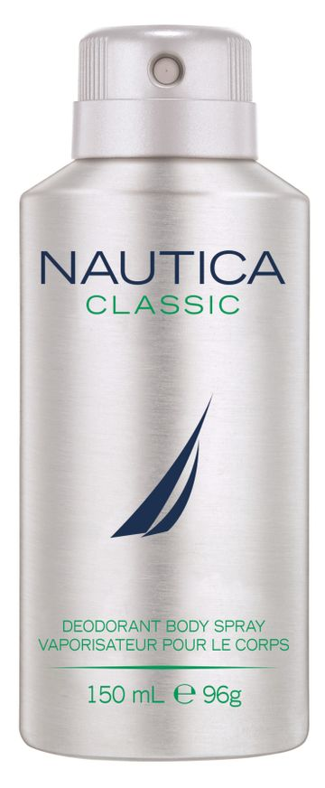 Nautica | Classic Man Deodorant Spray 150 ML