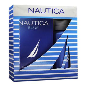 Nautica | Blue Eau de Toilette 100 ML and Deo 150 ML Gift Set