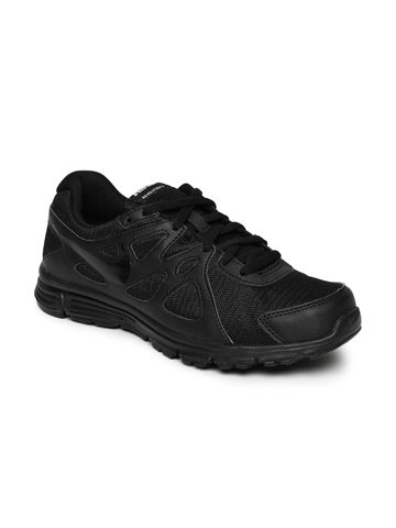 Nike | Nike Boys Black Running Shoes