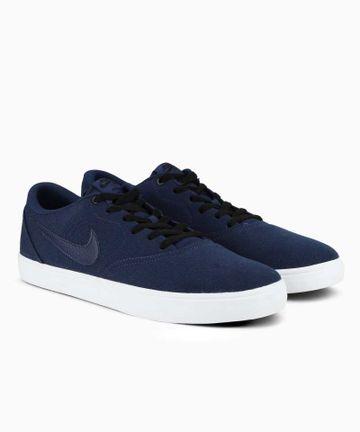 Nike | Nike Mens Navy Blue Lace-ups