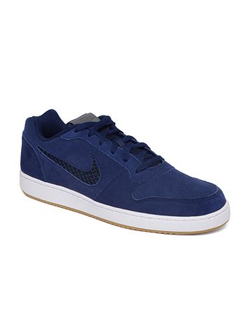 Nike | Nike Men EBERNON LOW PREM Suede Sneakers