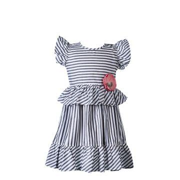 Popsicles Clothing | Popsicles Flint Dress Regular Fit Dress For Girl