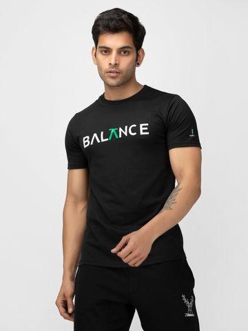 Bottle&Co | Balance Tee Black