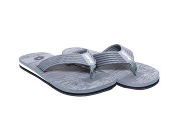 Lotto | Lotto Men's Jessic Grey/ Black Slippers