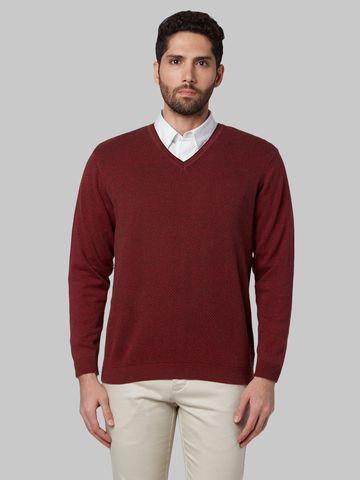 Park Avenue | Park Avenue Red Sweater