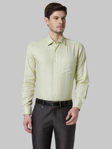 Park Avenue | Park Avenue Green Shirt