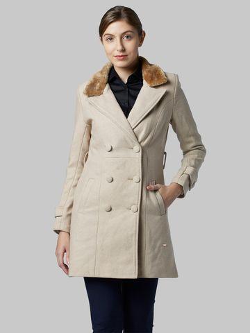 Park Avenue | Park Avenue Women Beige Jacket