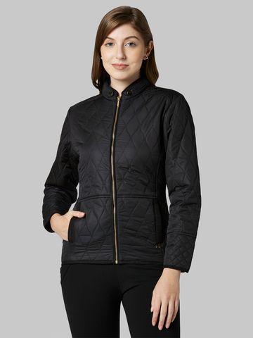 Park Avenue   Park Avenue Woman Black Jacket