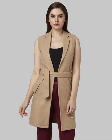 Park Avenue | Park Avenue Woman Dark Fawn Jacket