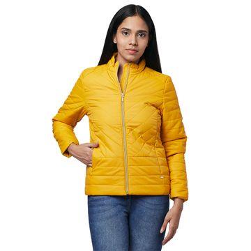 Park Avenue | Park Avenue Women Yellow Jacket