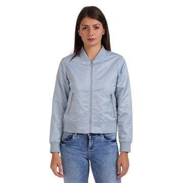 Parx Woman | Parx Woman Blue Jacket