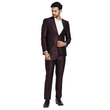 PARX   Parx Dark Maroon Suit
