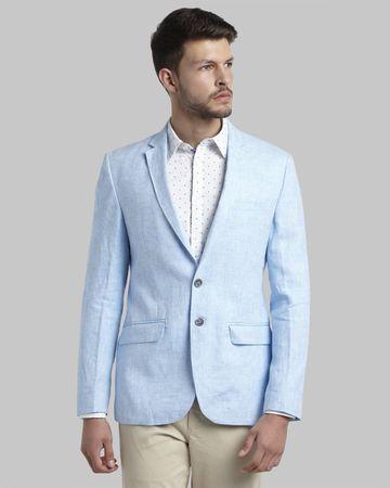 PARX | Parx Medium Blue Blazer