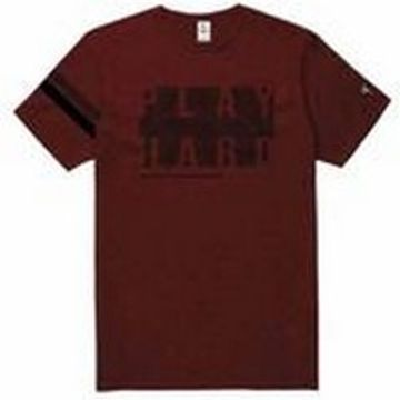 PARX | Parx Dark Maroon T-Shirt