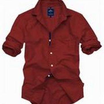 PARX   Parx Dark Red Shirt