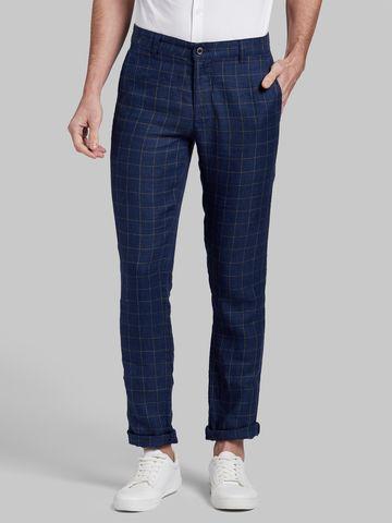 PARX | Parx Dark Blue Trouser