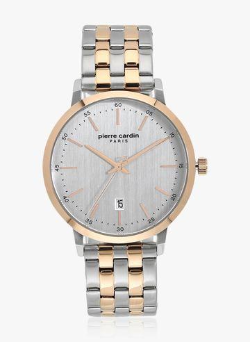 Pierre Cardin | Pierre Cardin A.PC902221F12U Pelleport Homme 2T RG Analog Watch