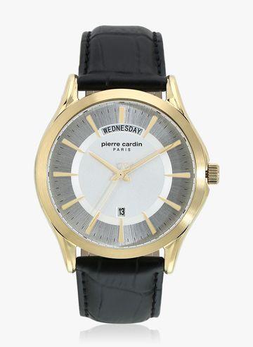 Pierre Cardin | Pierre Cardin A.PC902241F02U Botzaris Homme GP Black Analog Watch