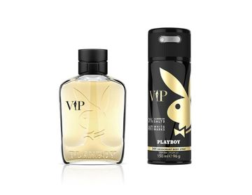 Playboy | Eau de Toilette 100 ML and Deo150 ML Vip Set