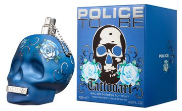 POLICE | To Be Tattooart Man Eau de Toilette 125 ML