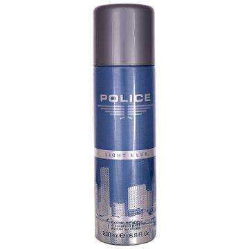 POLICE   Light Blue Deodorant Spray 200 ML
