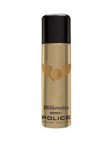 POLICE | Millionaire Homme Deodorant Spray 200 ML