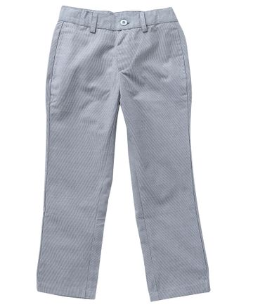 Popsicles Clothing | Popsicles Slate Dapper Pants Regular Fit For Boys