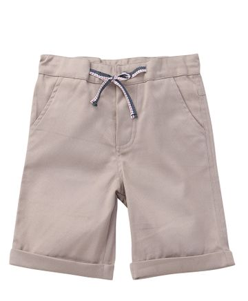 Popsicles Clothing | Popsicles Flaxen Shorts Regular Fit For Boys