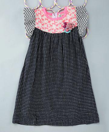 Popsicles Clothing | Popsicles Cy Pop Dress Regular Fit Dress For Girl