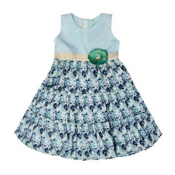 Popsicles Clothing | Popsicles Gossamer Dress Regular Fit Dress For Girl