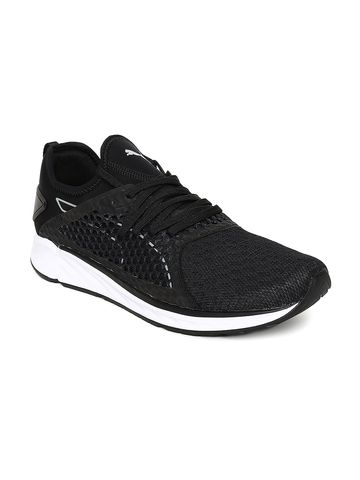 Puma | Puma Men IGNITE 4 NETFIT Running Shoes