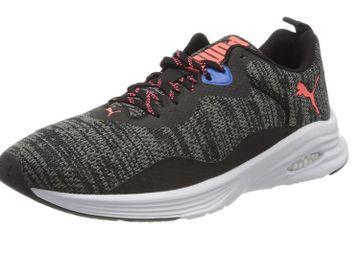 Puma | Puma Mens Hybrid Fuego Knit Running Shoes