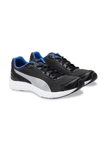 Puma | Puma Mens Black Running Shoes