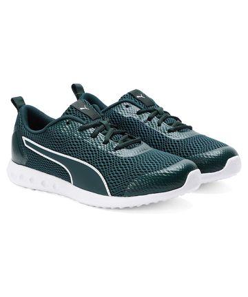 Puma | Puma Mens Green Running Shoes