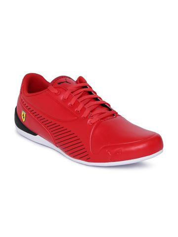 Puma | Puma Men Red SF Drift Cat 7S Ultra Sneakers