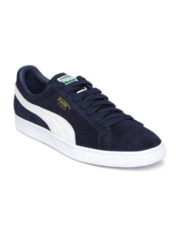 Puma   Puma Men Classic+ Leather Sneakers