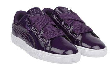 Puma | Puma Women Basket Heart Patent Sneakers