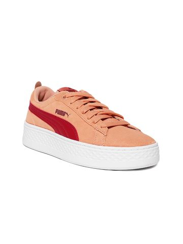 Puma | Puma Women Smash Platform SD Suede Sneakers