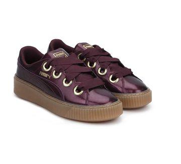Puma | Puma  Womens Platform Kiss Anodized Jr Fig-Pum Sneakers