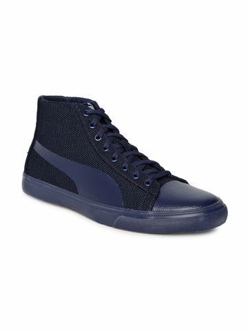 Puma | Puma Men Rap Mid Knit V2 IDP Sneakers