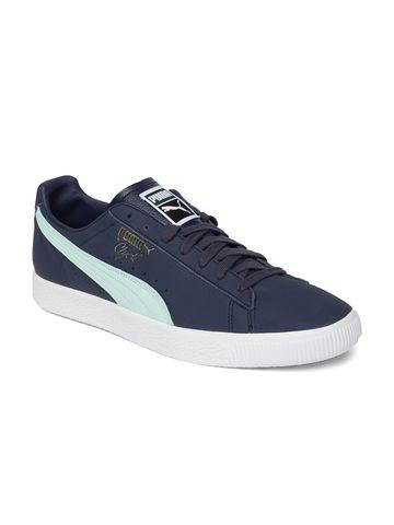Puma   Puma Men Clyde Core Sneakers