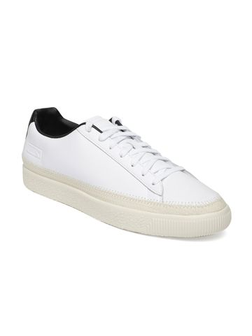 Puma | Puma Men Basket Trim Sneakers