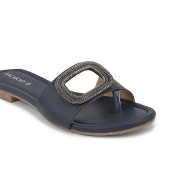 SALARIO | Salario Slip-On Flat Sandals